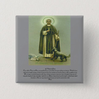 Saint Martin Prayer 15 Cm Square Badge