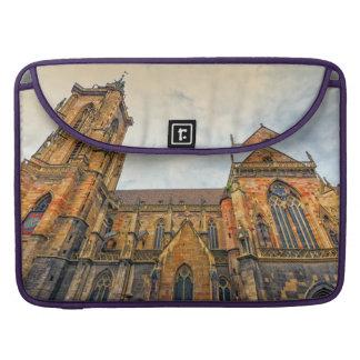 Saint Martin's Church, Colmar, France Sleeve For MacBook Pro