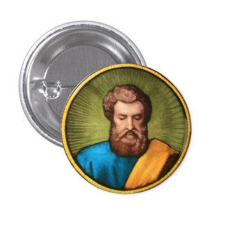 Saint Matthew 3 Cm Round Badge