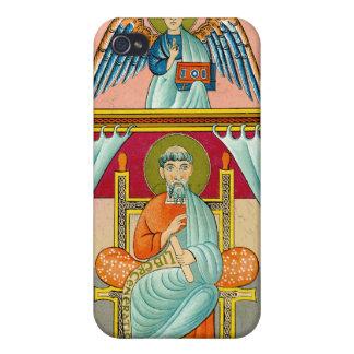 Saint Matthew 9th Century Medieval Fine Art iPhone 4/4S Case