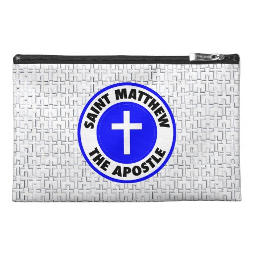 Saint Matthew the Apostle Travel Accessory Bags