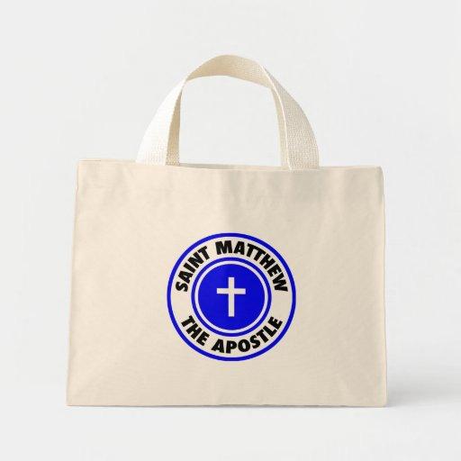 Saint Matthew the Apostle Bags