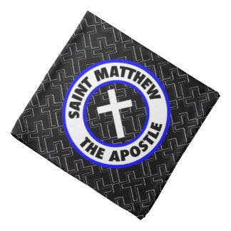 Saint Matthew the Apostle Bandanna