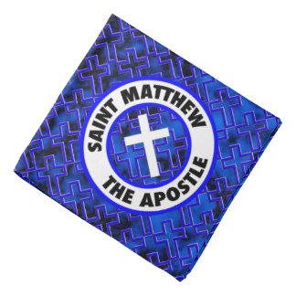 Saint Matthew the Apostle Bandannas