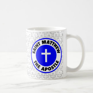 Saint Matthew the Apostle Basic White Mug