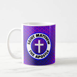 Saint Matthew the Apostle Basic White Mug