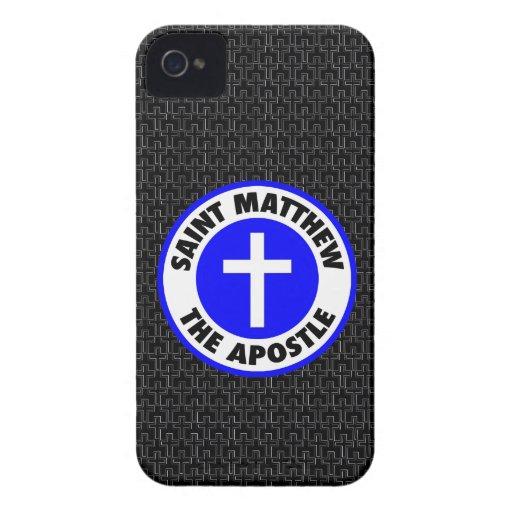 Saint Matthew the Apostle Blackberry Bold Cases