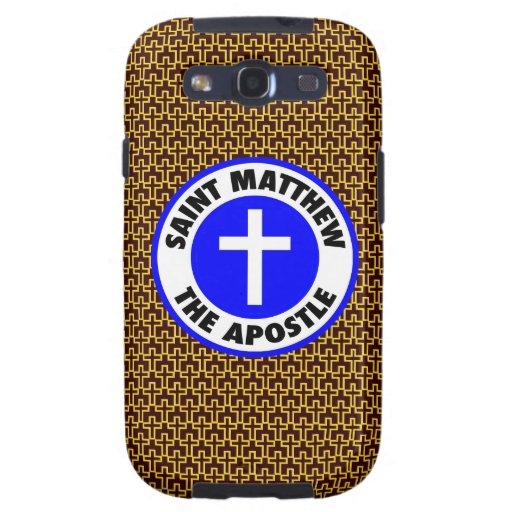 Saint Matthew the Apostle Samsung Galaxy S3 Covers