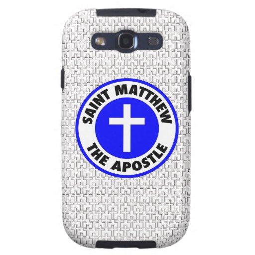 Saint Matthew the Apostle Galaxy S3 Cover