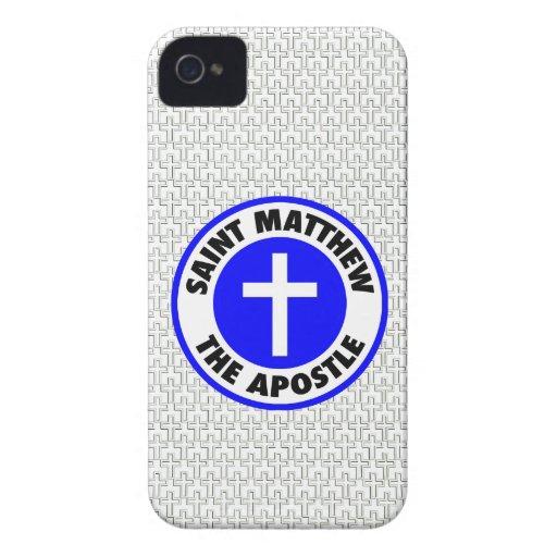 Saint Matthew the Apostle Blackberry Case
