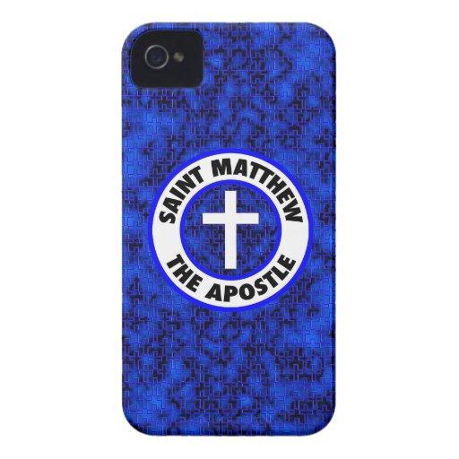 Saint Matthew the Apostle iPhone 4 Case-Mate Case