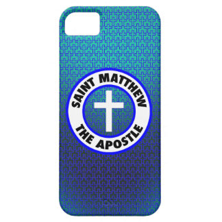 Saint Matthew the Apostle iPhone 5 Cases