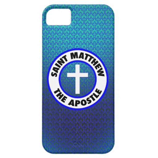 Saint Matthew the Apostle iPhone 5 Cases