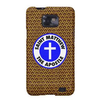 Saint Matthew the Apostle Galaxy S2 Cover