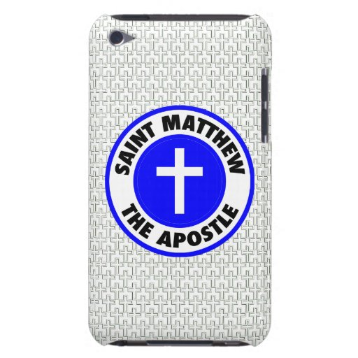 Saint Matthew the Apostle Barely There iPod Cases