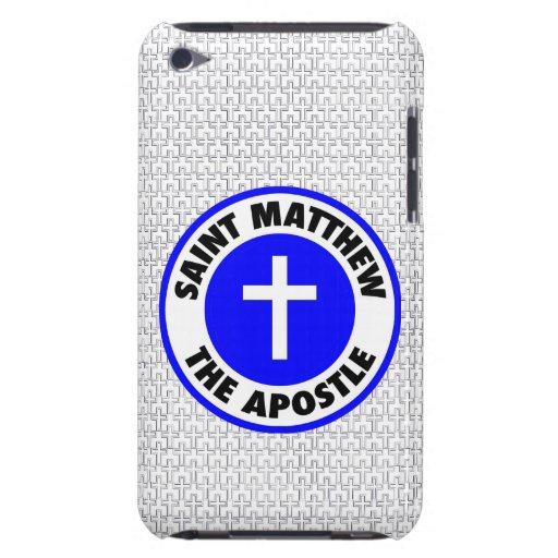 Saint Matthew the Apostle Case-Mate iPod Touch Case