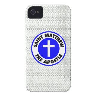 Saint Matthew the Apostle Case-Mate iPhone 4 Cases