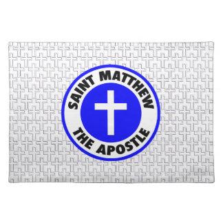 Saint Matthew the Apostle Place Mat