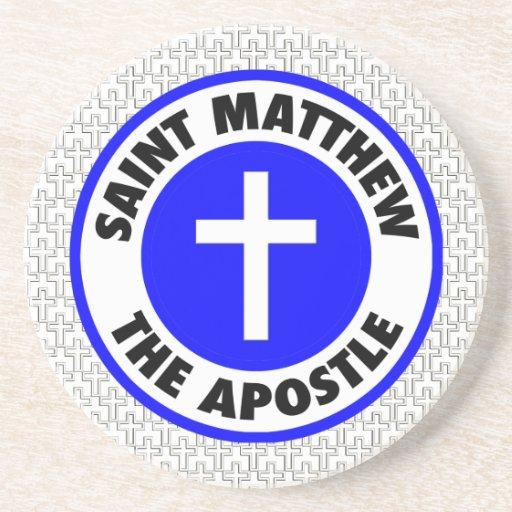 Saint Matthew the Apostle Coaster