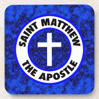 Saint Matthew the Apostle Coasters