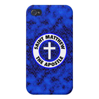 Saint Matthew the Apostle Cover For iPhone 4