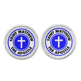 Saint Matthew the Apostle Cufflinks