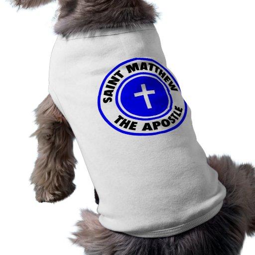 Saint Matthew the Apostle Dog Clothes