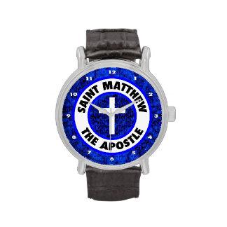 Saint Matthew the Apostle Wristwatches