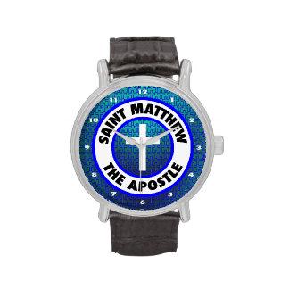 Saint Matthew the Apostle Watches
