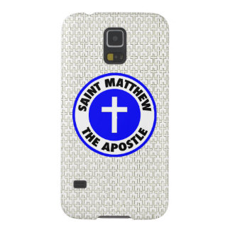 Saint Matthew the Apostle Galaxy S5 Cases