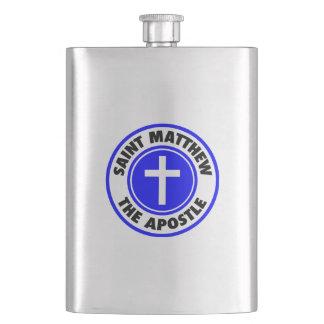 Saint Matthew the Apostle Hip Flask