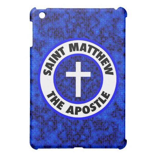 Saint Matthew the Apostle iPad Mini Covers