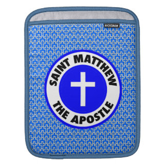 Saint Matthew the Apostle Sleeves For iPads