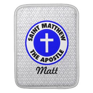 Saint Matthew the Apostle iPad Sleeves