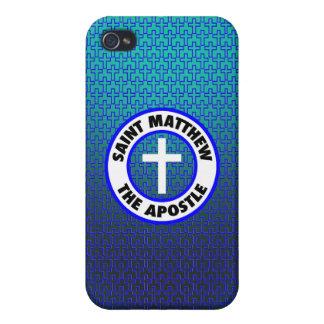 Saint Matthew the Apostle iPhone 4/4S Cases