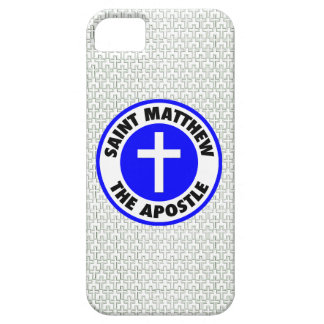 Saint Matthew the Apostle iPhone 5 Cover