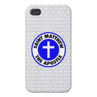 Saint Matthew the Apostle iPhone 4/4S Case
