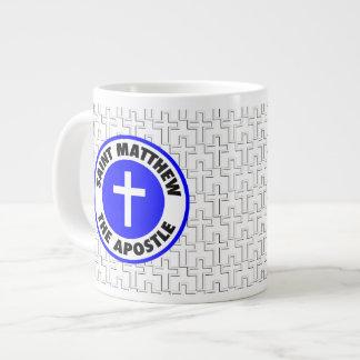 Saint Matthew the Apostle Jumbo Mug