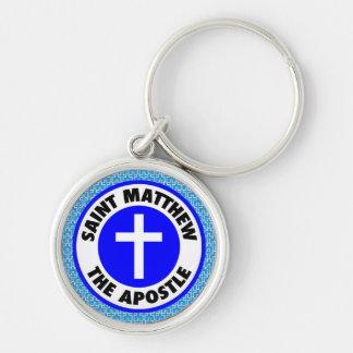 Saint Matthew the Apostle Key Ring