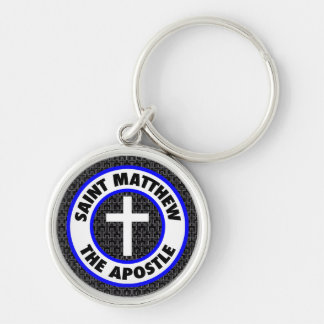 Saint Matthew the Apostle Key Ring