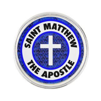 Saint Matthew the Apostle Lapel Pin