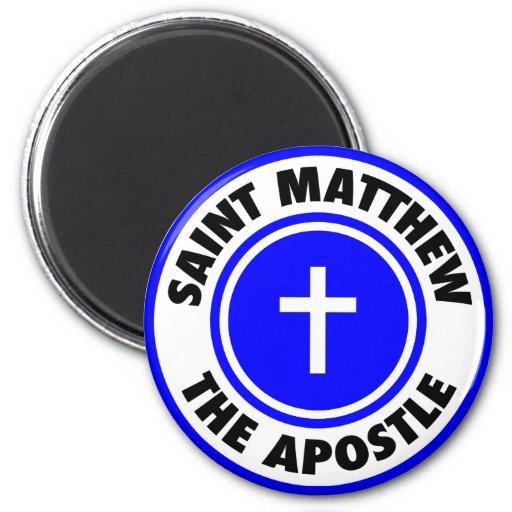 Saint Matthew the Apostle Magnet