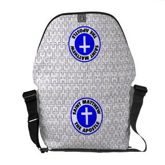 Saint Matthew the Apostle Courier Bags