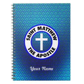 Saint Matthew the Apostle Note Books