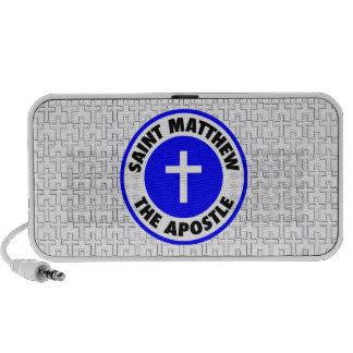 Saint Matthew the Apostle PC Speakers
