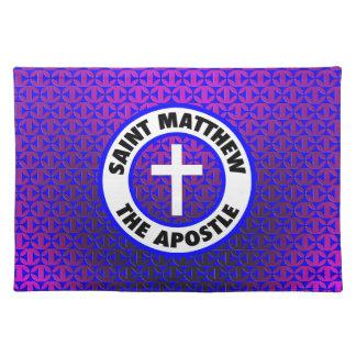 Saint Matthew the Apostle Placemat