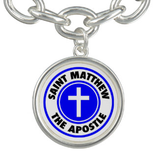 Saint Matthew the Apostle Bracelets