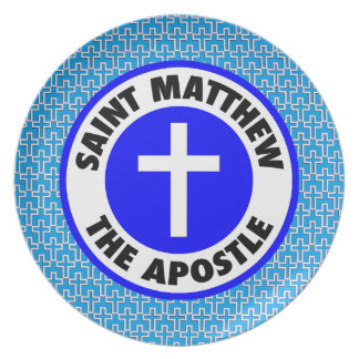 Saint Matthew the Apostle Plates