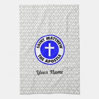 Saint Matthew the Apostle Kitchen Towel