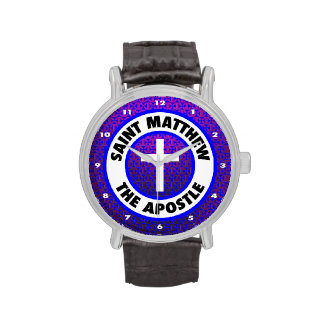 Saint Matthew the Apostle Wrist Watch